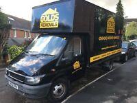 London Removals business for sale - Transit Luton Van, Signage, Website, 0800 number
