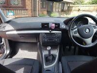BMW 1 SERIES 120D HATCHBACK 06 PLATE