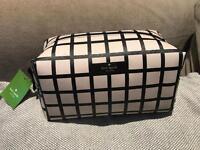 Brand new Kate Spade cosmetic bag