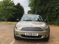 ***** MINI Cooper 1.6 *****Manual **** Petrol *****One lady owner*****Very Low milage****Warranty