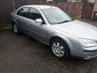 MONDEO DIESEL FOR SALE/PX MAY SWAP