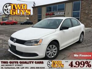 2013 Volkswagen Jetta 2.0L Trendline+ (A6) SUPER CLEAN CAR HEATE