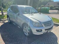 2006 55reg Mercedes ML320 Cdi Sport Amg spec very clean for age