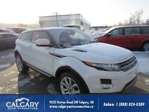 2012 Land Rover Range Rover Evoque PURE-PLUS/AWD/NAVIGATION/S.RO