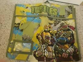 Ninja turtles book bag