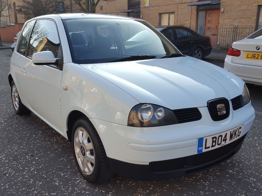 seat arosa 1 0 3 door hatchback manual 2004 in hackney london gumtree. Black Bedroom Furniture Sets. Home Design Ideas