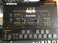 Ensoniq ASR X (Great Condition, high end encoders, SCSI, latest OS)