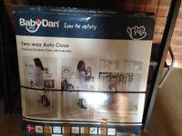 BabyDan 2-way autoclose safety gate