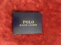 POLO RALPH LAUREN CARD HOLDER NEW RRP £45-£60 NEW