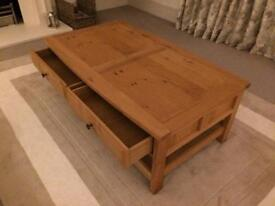 John Lewis coffee table for sale