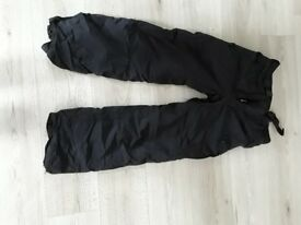 Eider womens ski trousers - black size 14