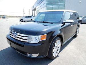 2010 Ford Flex LIMITED,AWD,MAGS,TOIT,A/C,CUIR,1-2-3 CHANCES