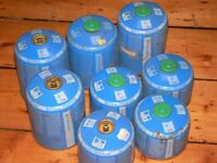 Camping Gaz cylinders - cheap price