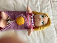 Disney Parks Babies In Blanket Rapunzel Soft Plush Doll