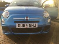 Fiat 500s 2014 (64) Twinair 105ps six speed FFSH 20k miles excellent