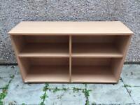 Wooden Cupboard - Storage - Book Shelve - TV Stand