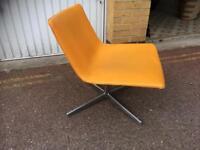 Arper swivel Catifa Lounge Chair