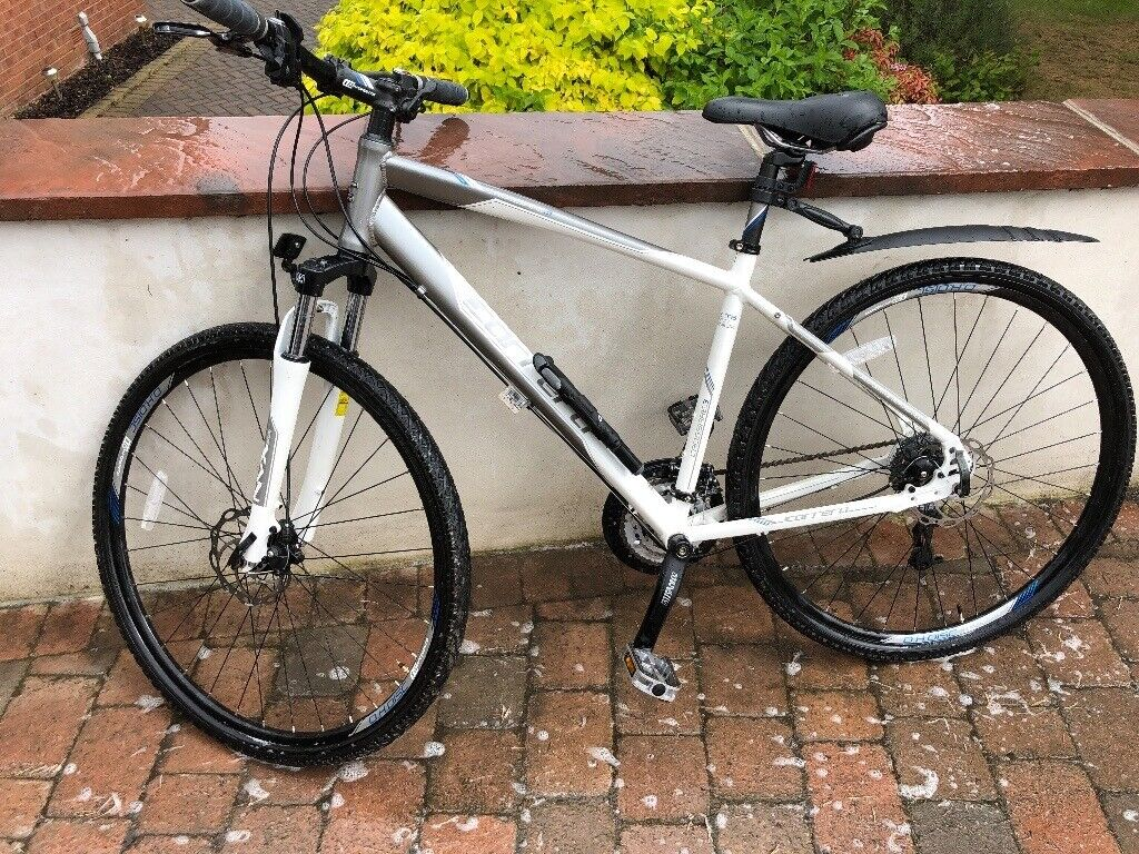 carrera crossfire 3 hybrid bicycle | in Leven, Fife | Gumtree