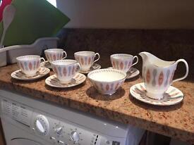 Royal Albert Bone China Safari Vintage tea set