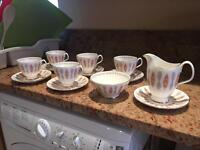Royal Albert Bone China Safari Vintage tea set