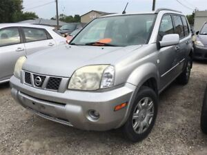 2005 Nissan X-Trail CALL 519 485 6050 CERTIFIED