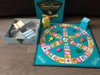 Trivial Pursuit Family Edition COMPLETE Parker Games 1995