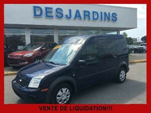 2012 Ford TRANSIT CONNECT XLT Cargo / Cruise Control / Air Clima