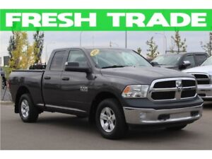 2014 Ram 1500 SXT| Rem Entry| Pwr Equip| UConnect| Tow Mirror