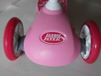 Radio Flyer (Pink) Pro Glider Deluxe. £30.00