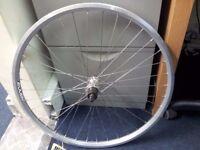 Bike rear wheel brand new 571x23-ISO 26x1-AMERICAN