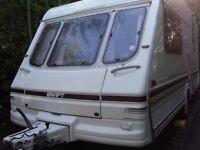 Swift Challenger Two Berth Touring Caravan