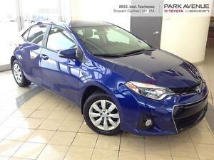 2014 Toyota Corolla CAMERA DE RECULE*VOITURE DE LA MAISON*