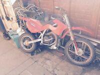 maliguti 50cc crosser