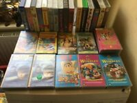 Original DISNEY VHS VIDEOS for Sale