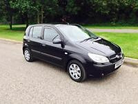 HYUNDAI GETZ 1.1 5 DOOR 2005 LOW MILES £595