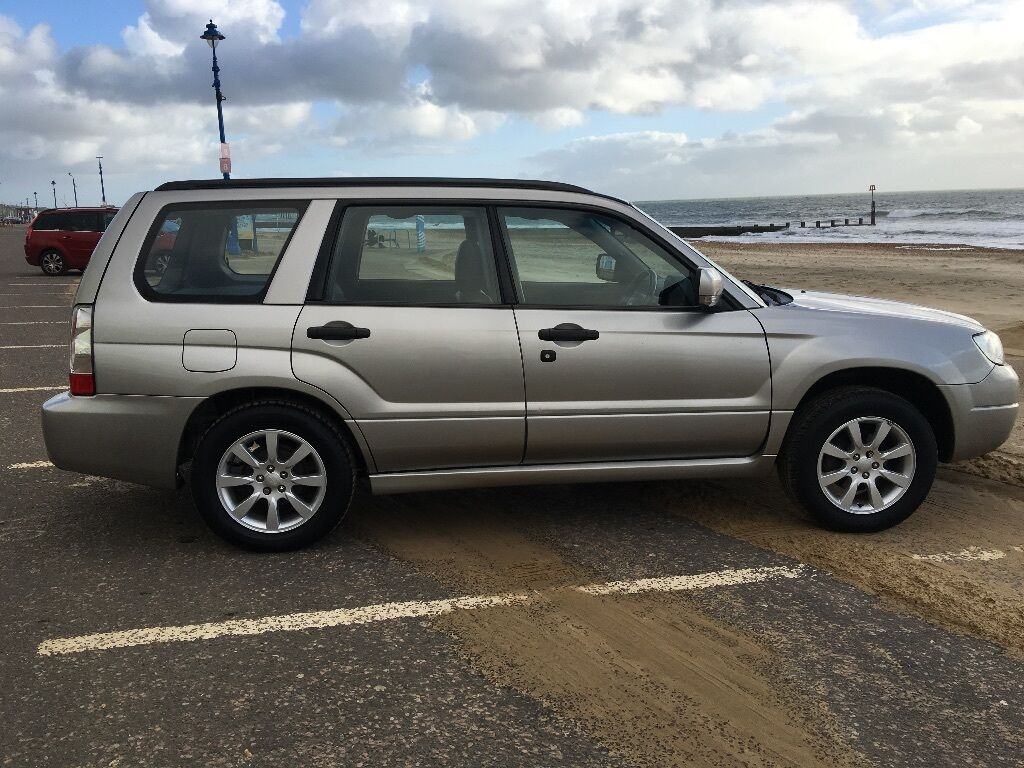 subaru forester 2006 4x4 excellent condition in bournemouth dorset gumtree. Black Bedroom Furniture Sets. Home Design Ideas