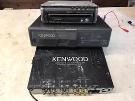 Kenwood DVD cd player