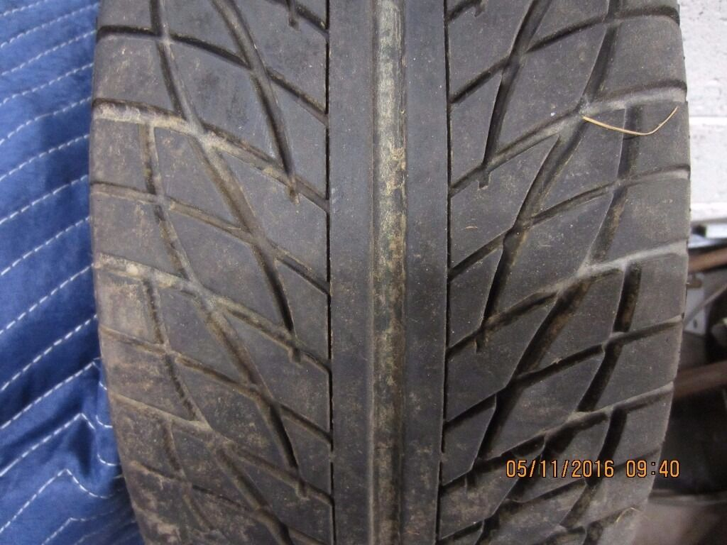 3 alloys & excellent tyres 195/45r15.78v