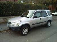 HONDA CRV For sale £595 ono 12 month MOT