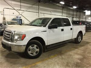 2010 Ford F-150 XLT! CREW CAB! 4X4! 6.5 FEET BOX!