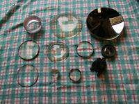 Box Of Optical Lenses