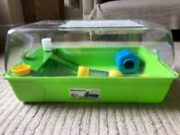 Savic Rody hamster cage with accessories