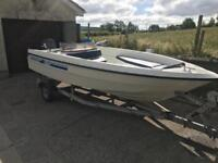 Ryds 475GT Speedboat/fishing boat