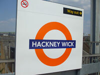 VIEWINGS RECOMMENDED!! One bedroom flat in hackney wick!!!!