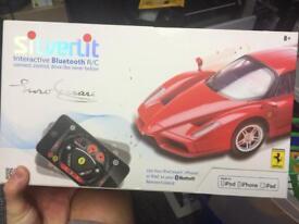 Silverlit interactive Bluetooth remote control Ferrari