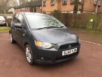 MITSUBISHI COLT 1.3 AUTOMATIC 5DR ** LOW MILEAGE ** 6M WARRANTY **