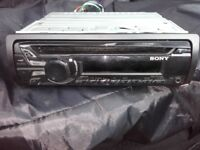 car sony cd player