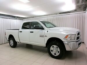 2015 Dodge Ram 3500 Pickup 3500HD 4X4 CUMMINS TURBO DIESEL 4DR C