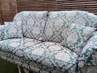 Beautiful large sofa, great quality and very comfortable with washable covers
