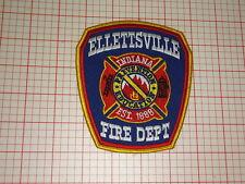 Ellettsville Indiana Fire Department Patch